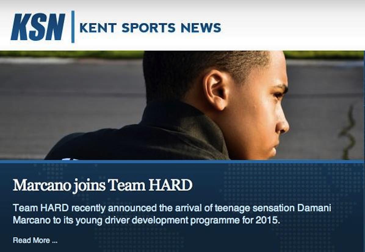 KentSportsNewsJoiningTeamHard